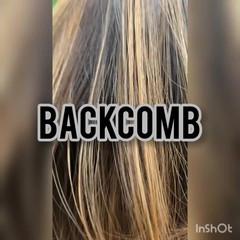 バレイヤージュ #インナーカラー セミロング グラデーションカラー ヘアスタイルや髪型の写真・画像