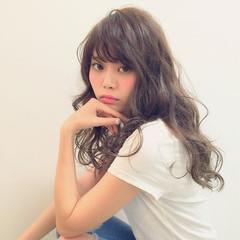 外国人風 愛され ゆるふわ ガーリー ヘアスタイルや髪型の写真・画像