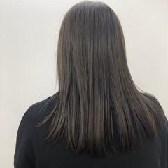 ヘアカラー 外国人風カラー ロング グラデーションカラー ヘアスタイルや髪型の写真・画像