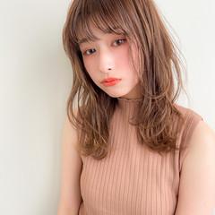 大人可愛い フェミニン デートヘア アンニュイほつれヘア ヘアスタイルや髪型の写真・画像