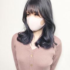 前髪 ダブルカラー ナチュラル グラデーションカラー ヘアスタイルや髪型の写真・画像