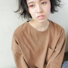 愛され 暗髪 ナチュラル 外国人風 ヘアスタイルや髪型の写真・画像