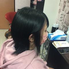 ナチュラルウルフ ウルフカット ナチュラル インナーカラー ヘアスタイルや髪型の写真・画像