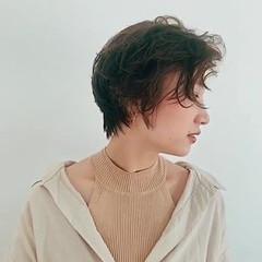 似合わせカット ショート 阿藤俊也 ハンサムショート ヘアスタイルや髪型の写真・画像