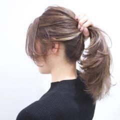 ハイライト セクシー ストリート 外国人風カラー ヘアスタイルや髪型の写真・画像