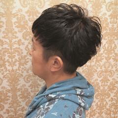 坊主 ストリート ショート 外国人風 ヘアスタイルや髪型の写真・画像
