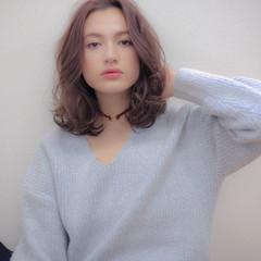 モテ髪 色気 愛され 外国人風 ヘアスタイルや髪型の写真・画像