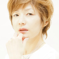 外国人風 ショート 大人かわいい アッシュ ヘアスタイルや髪型の写真・画像