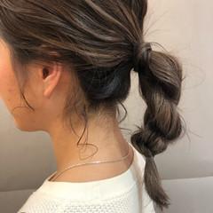 オフィス 成人式 デート ヘアアレンジ ヘアスタイルや髪型の写真・画像