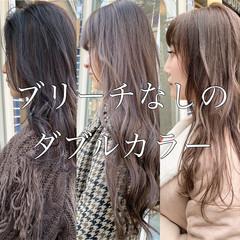 ナチュラル 簡単ヘアアレンジ ヘアアレンジ ウルフカット ヘアスタイルや髪型の写真・画像