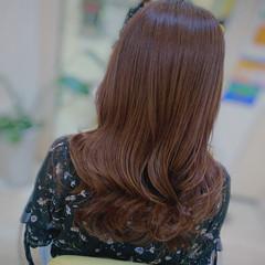 ヨシンモリ 韓国ヘア 巻き髪 ロング ヘアスタイルや髪型の写真・画像