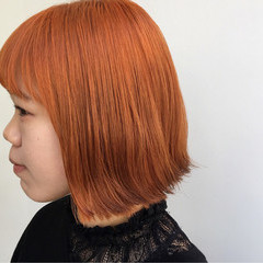 個性的 ストリート 成人式 ブリーチ ヘアスタイルや髪型の写真・画像