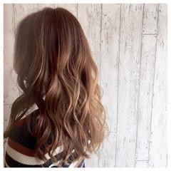 ロング 色気 上品 外国人風カラー ヘアスタイルや髪型の写真・画像