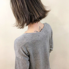 大人かわいい ハイライト 女子力 ナチュラル ヘアスタイルや髪型の写真・画像