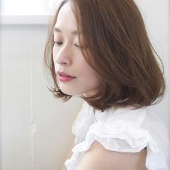 ピュア パーマ ゆるふわ 外国人風 ヘアスタイルや髪型の写真・画像