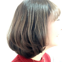 黒髪 ストリート ミント アッシュ ヘアスタイルや髪型の写真・画像