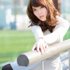 フェミニン モテ髪 ウェットヘア コンサバ ヘアスタイルや髪型の写真・画像