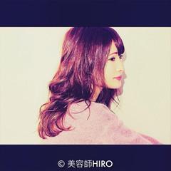 フェミニン かわいい モテ髪 ゆるふわ ヘアスタイルや髪型の写真・画像