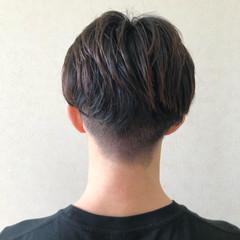 メンズヘア メンズ ナチュラル ショート ヘアスタイルや髪型の写真・画像