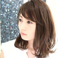 大人女子 上品 オフィス 色気 ヘアスタイルや髪型の写真・画像