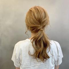 スポーツ アウトドア ナチュラル デート ヘアスタイルや髪型の写真・画像