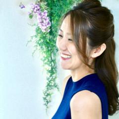 出張 成人式 着物 結婚式 ヘアスタイルや髪型の写真・画像