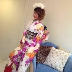 モテ髪 大人かわいい ヘアアレンジ 成人式 ヘアスタイルや髪型の写真・画像