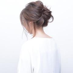 大人かわいい 大人女子 セミロング ナチュラル可愛い ヘアスタイルや髪型の写真・画像