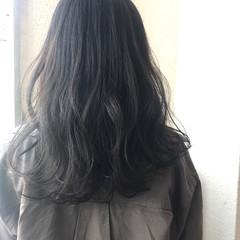 アンニュイ 冬 ウェーブ ヘアアレンジ ヘアスタイルや髪型の写真・画像