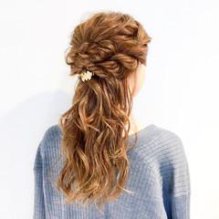 ヘアアレンジ 結婚式 エレガント 大人女子 ヘアスタイルや髪型の写真・画像