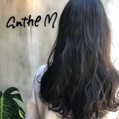 ロング 艶髪 大人ロング 黒髪 ヘアスタイルや髪型の写真・画像