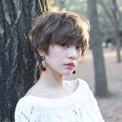 外国人風 ニュアンス こなれ感 小顔 ヘアスタイルや髪型の写真・画像