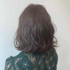 ショートヘア ボブ ミニボブ ナチュラル ヘアスタイルや髪型の写真・画像