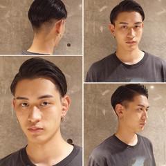 メンズ ストリート ショート 刈り上げ ヘアスタイルや髪型の写真・画像
