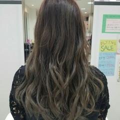 ロング アンニュイ デート 暗髪 ヘアスタイルや髪型の写真・画像