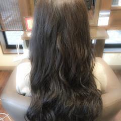 大人かわいい ゆるふわ ロング フェミニン ヘアスタイルや髪型の写真・画像