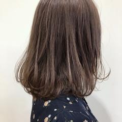 透明感 ブリーチ ナチュラル ブリーチオンカラー ヘアスタイルや髪型の写真・画像