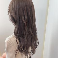 ダブルカラー ナチュラル イルミナカラー ブリーチカラー ヘアスタイルや髪型の写真・画像