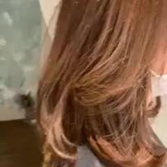 ネオウルフ ハイライト 大人かわいい ミディアム ヘアスタイルや髪型の写真・画像