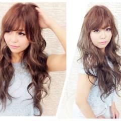 大人かわいい ゆるふわ モテ髪 ナチュラル ヘアスタイルや髪型の写真・画像