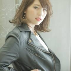 外国人風 ストリート ミディアム かっこいい ヘアスタイルや髪型の写真・画像