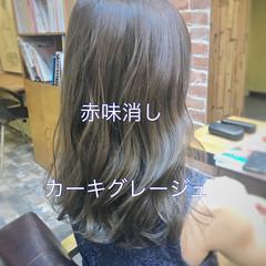 セミロング 簡単ヘアアレンジ ヘアアレンジ ナチュラル ヘアスタイルや髪型の写真・画像