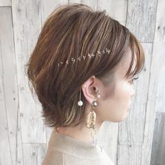 こなれ感 結婚式 エレガント アッシュ ヘアスタイルや髪型の写真・画像