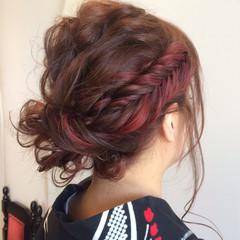 ゆるふわ ハーフアップ 成人式 簡単ヘアアレンジ ヘアスタイルや髪型の写真・画像