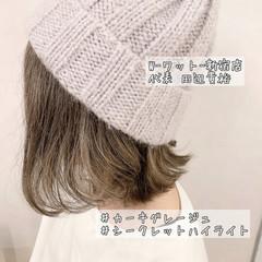 アウトドア デート 外国人風カラー ショート ヘアスタイルや髪型の写真・画像