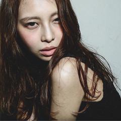 パーマ 外国人風 大人かわいい フェミニン ヘアスタイルや髪型の写真・画像