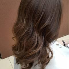 ウェットヘア ロング 外国人風 渋谷系 ヘアスタイルや髪型の写真・画像