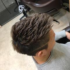 ストリート かっこいい 春 モテ髪 ヘアスタイルや髪型の写真・画像