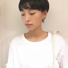 女子力 ナチュラル 簡単ヘアアレンジ オフィス ヘアスタイルや髪型の写真・画像