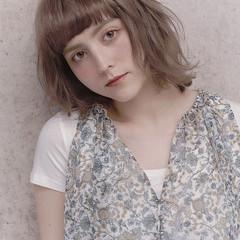 モテ髪 透明感 愛され 冬 ヘアスタイルや髪型の写真・画像